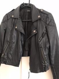 Miss Selfridge Biker Jacket