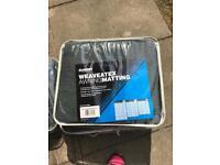 Awning mats/ground sheets