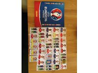Euro 2016 Stickers & Sticker Book (With 322 Stickers)
