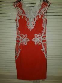 Size 10, Lipsy London, Michelle Keegan Dress