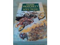 Soul Music: (Discworld Novel 16) (Discworld Novels) Paperback by Terry Pratchett (Author)