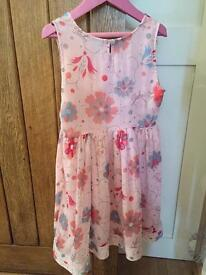 Ted Baker Party dress aged 9