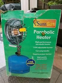 Parabolic Heater