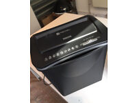 Smll office paper shredder. Acco Rexel Whisper. great condition