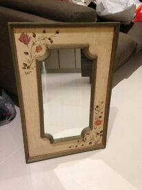 mirror charming country style