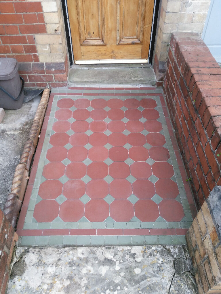 Reclaimed Minton Floor Tiles Rebellions