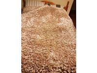 Brand new Xtra large mink rug