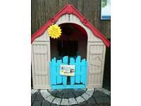 Folding play house