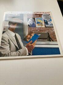 The Autobiography of Supertramp Vinyl