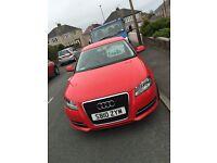 Audi A3 sportsback 2010 12months mot