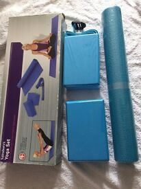 3 part Yoga set in box