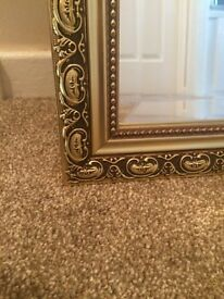 Gallery gold gilt mirror