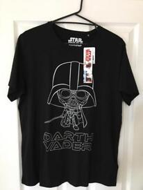 Star Wars tshirt- large - still new