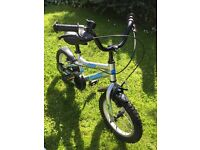 "14"" children's / kids / boys / girls bike / bicycle - Dawes blowfish 14"""