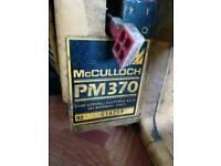 McCulloch chainsaw