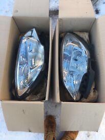 Vauxhall mokka headlights
