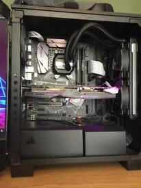 Gaming PC GTX 1070 RYZEN 5 OPEN TO OFFERS