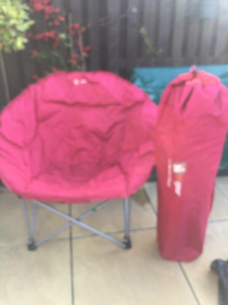 Hi -Gear Orlando camping chairs (pair)