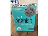 SPANISH LEARNING CD-ROM michael Thomas method