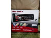 Car radio mp3 Pioneer DEH- 4700