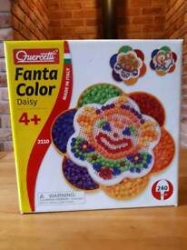 Fanta color daisy peg board - ideal gift for age 4+