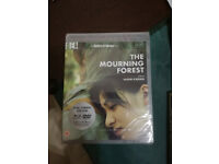 ***NEW*** The Mourning Forest dual format edition bluray+dvd