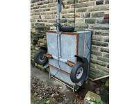 Indispension trailer 4 x 3 x 2ft