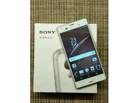"Sony Xperia Z3 16gb 5.2""White Unlocked Very good condition"