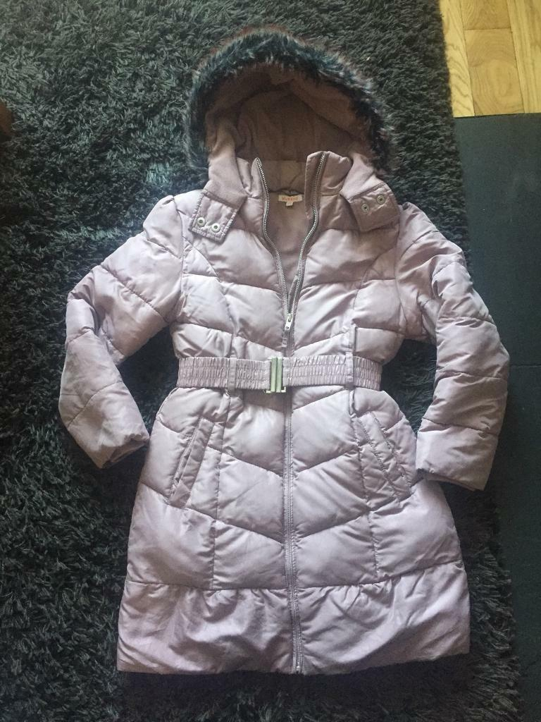 533dbf2a6ec8 Girls Debenhams bluezoo coat age 9-10years
