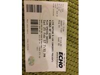 Kings Of Leon 25th February Liverpool Echo Arena