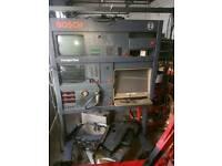 Classic Bosch crypton analysis machine
