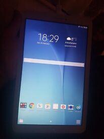 Samsung galaxy tablet e as new