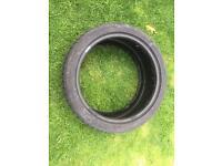 Bentley Sport contact 2. 275/35zr20 tyre