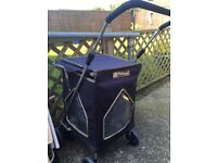 Pet mobile sholley trolley £15