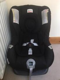 Britax group 0/1 car seat
