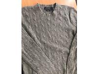 Men's cashmere sweater,Polo Ralph Lauren