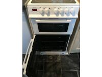 Electra Cooker With Ceramic Hob