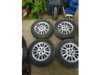 Chrysler alloys/ 16inch