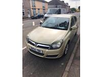 Vauxhall Astra Breaking/spares or repairs