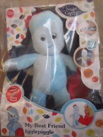 In the night garden My best friend Iggle Piggle soft toy BRAND NEW