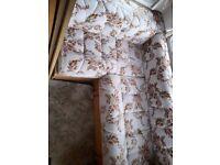 Caravan corner seat cushions