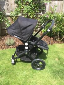 Bugaboo Cameleon 3 Limited Edition All Black