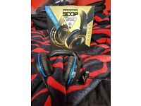 Ps4 wireless headset turtle beach 500p like new