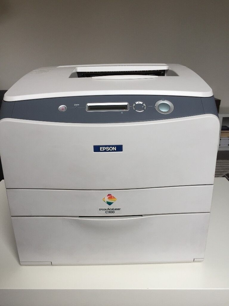 Epson Aculaser C1100 Professional Office Small Business Colour Printer