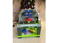 Little Tikes Construct n learn Smart Workbench in excellent condition