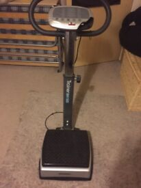 Body sculpture BM1500 power training vibration plate
