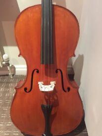 German master cello for sale!