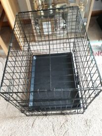 Dog cage suitable for small dog.