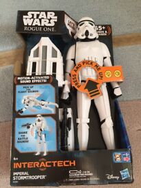 Star Wars StormTrooper - Collectable or great kids toy.star