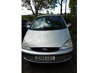 ford galaxy cheap running with LPG